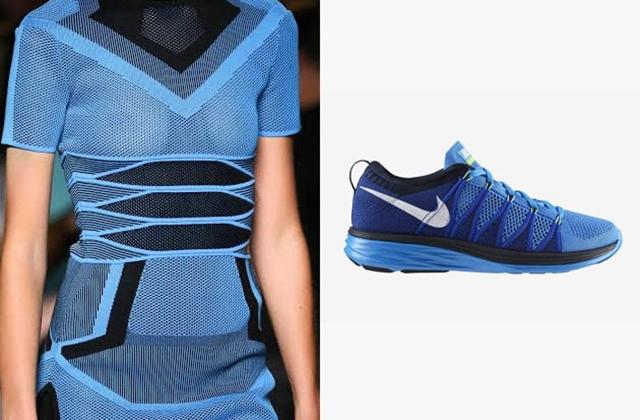 Nike Flyknit Lunar2 kicsit másként.