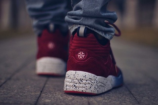 Ronnie Fieg x Puma RF698 (Burgundy/Navy Blue )
