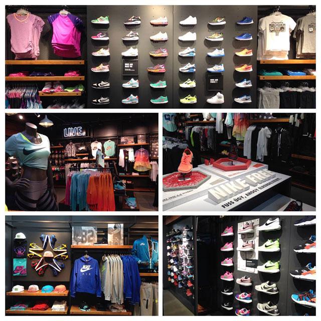 Nike Fashion Street üzletnyitó futással
