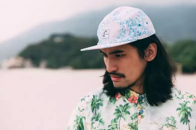 Kyle Ng x O'Neill 2015 Spring/Summer Lookbook