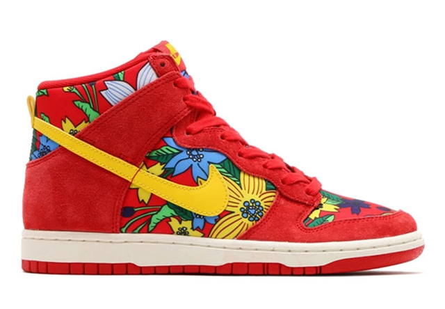 "Nike ""Aloha Pack"" hamisítatlan trópusi hangulatban"