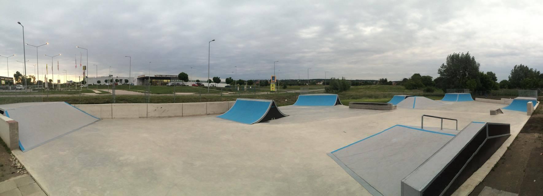 A gödöllői skatepark