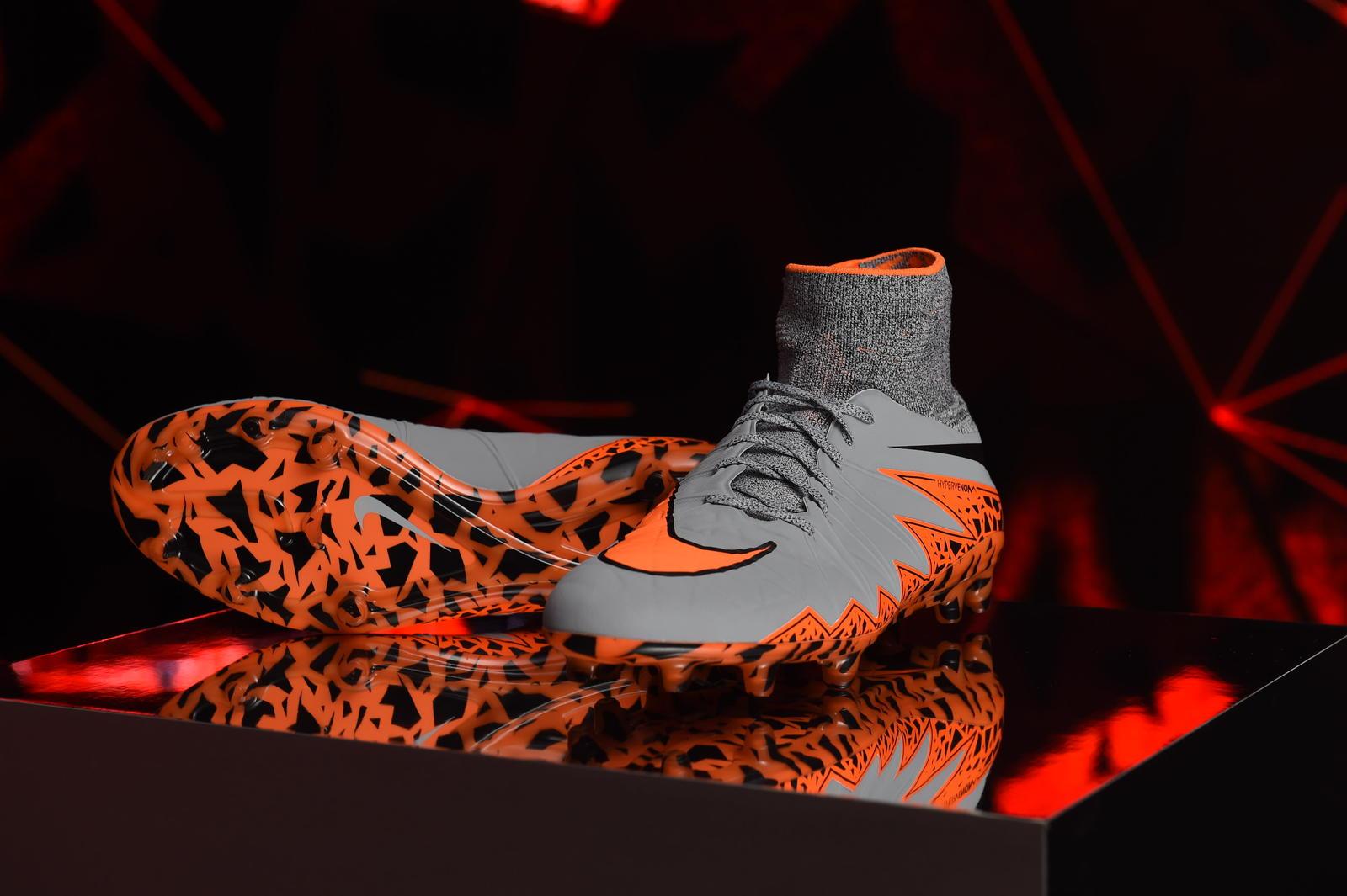 Bemutatkozik a Nike Hypervenom II - júniustól itthon is eléhető