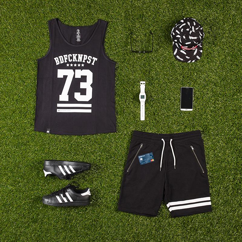 Sneakerbox fesztiválszettek:  Black'n'White