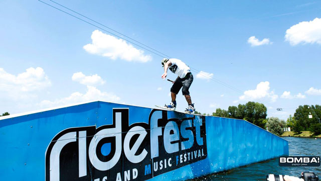 Ridefest wakeboard verseny (2015. aug. 8. @ RideCable Kecskemét)