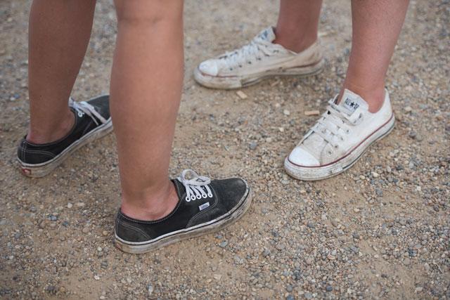 Sneaker Street Style @ MasterCard Balaton Sound 2015