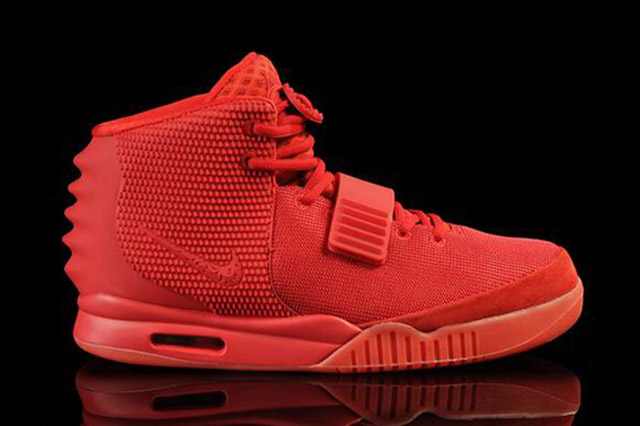 Nike Air Yeezy 2 (Red October)