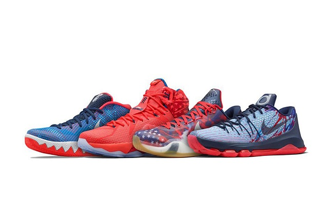 Nike Basketball - függetlenség napi kollekció