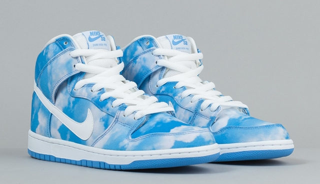 Nike SB Dunk High Blue Sky