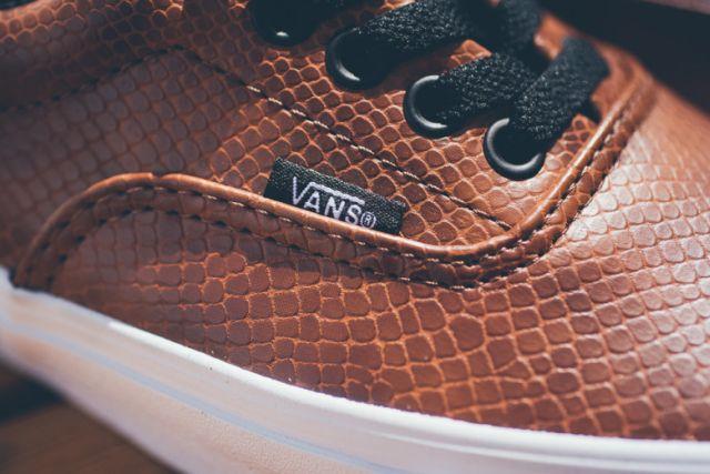 "Vans ""Snake Era"" Brown/Black"