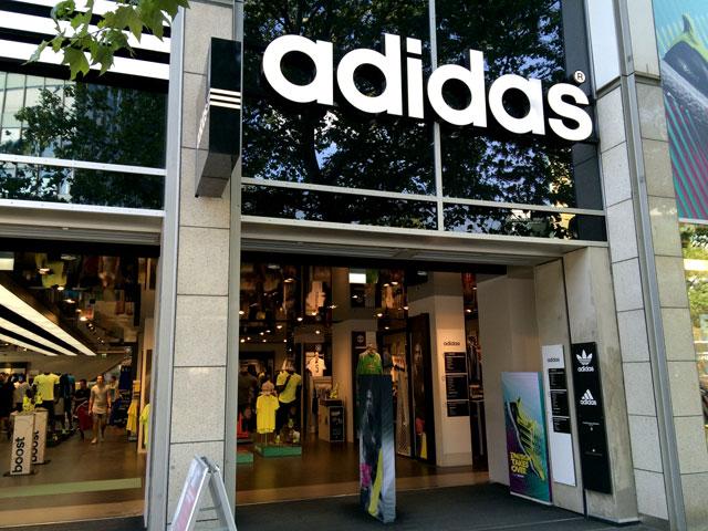 Berlin sneaker store check: adidas