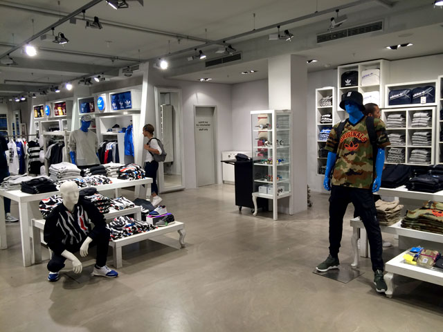 Berlin sneaker store check: adidas Originals