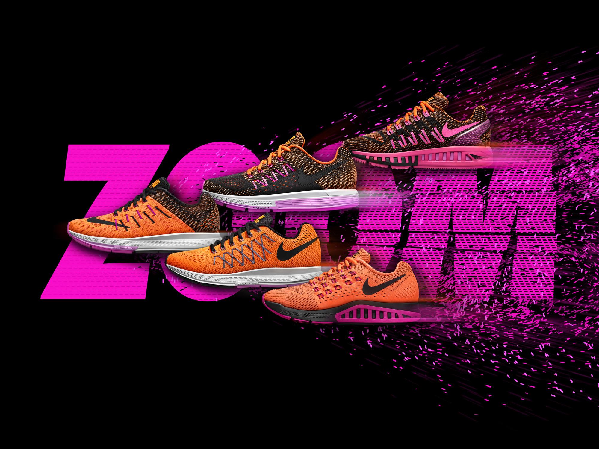 A teljes Nike Air Zoom kollekció