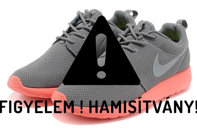 Ismerd fel a kamut! Tippjeink a hamis Roshe cipők felismeréséhez