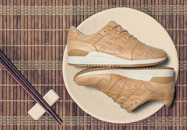"ASICS Gel Lyte III ""Made in Japan"""