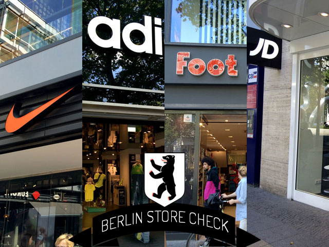 Berlin Sneaker Store Check - első rész