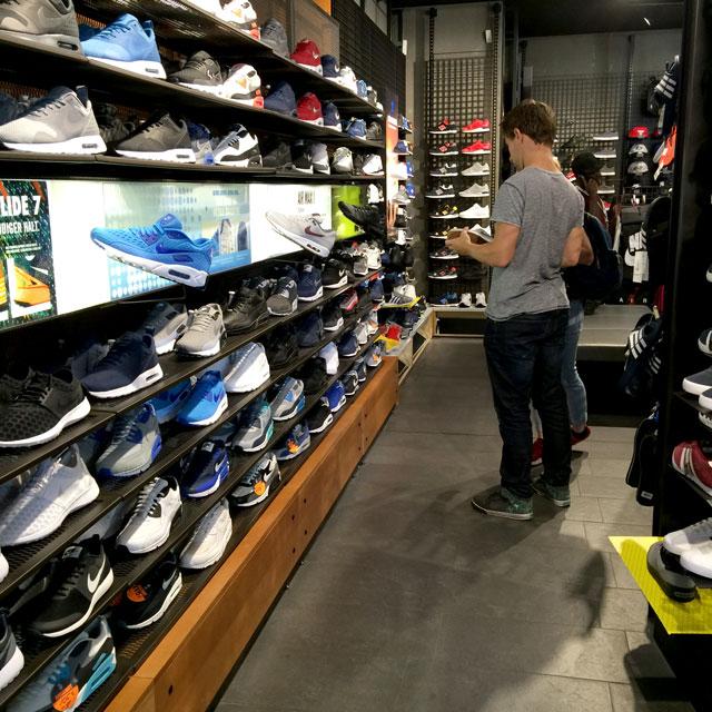 Berlin sneaker store check: JD Sports