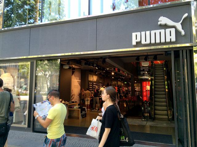 Berlin sneaker store check: Puma