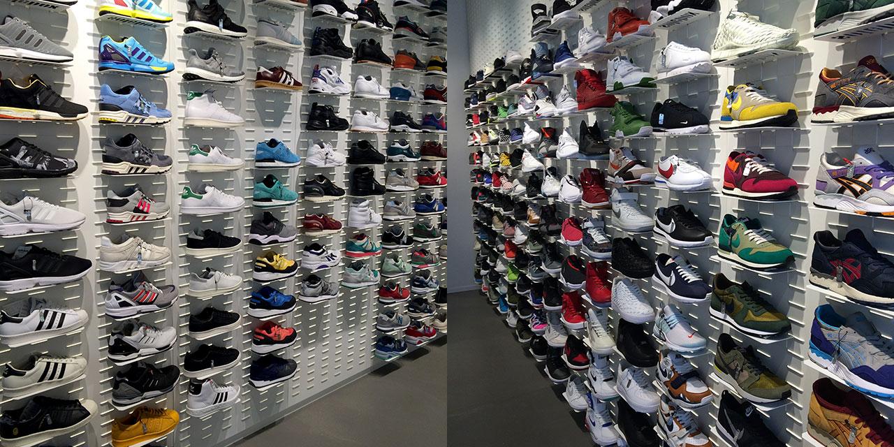 Berlin sneaker store check: Ízelítő a solebox kínálatából