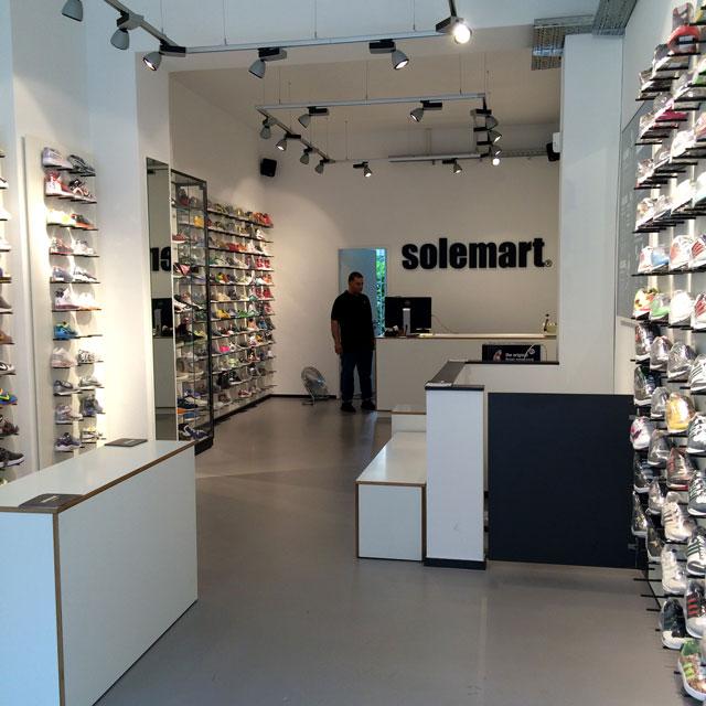 Berlin sneaker store check: solemart, Nürbergerstrasse 16