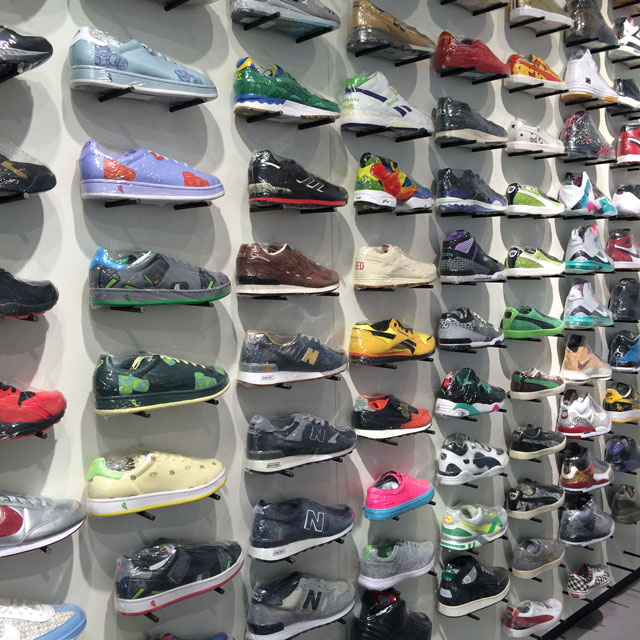 Berlin sneaker store check: ízelítő a solemart választékából