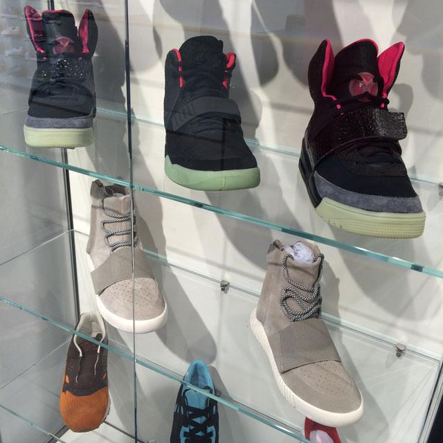 Berlin sneaker store check: Yeezy választék a solemartban