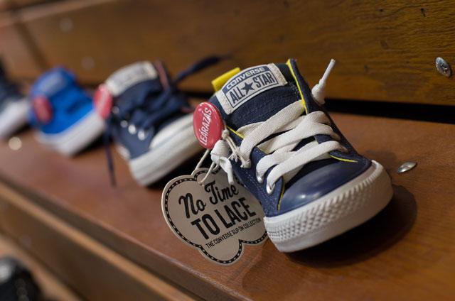 Converse cipők a kölyköknek is