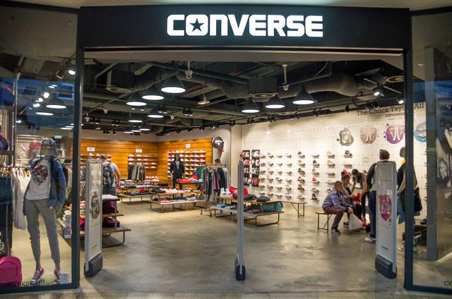 Converse Brand Store Check @ Árkád Budapest