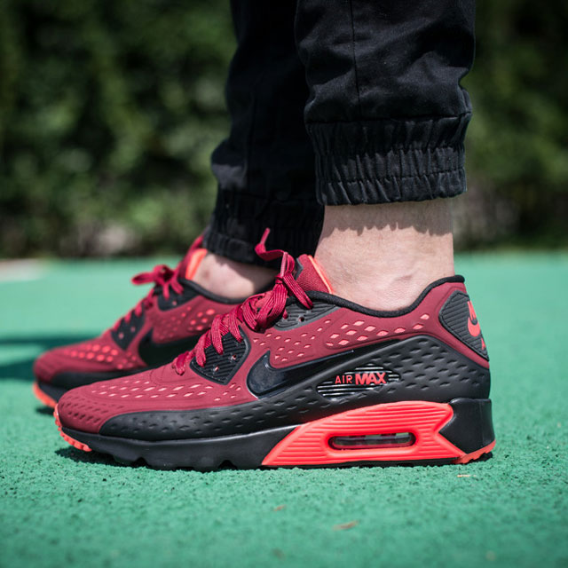Air Max 90 Ultra Breathe Crimson
