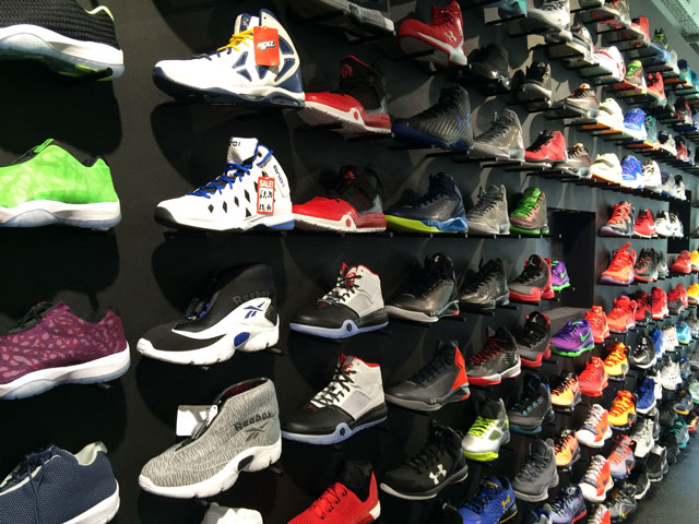 Berlin sneaker store check: kickz.com (Nürnbergerstrasse 16)