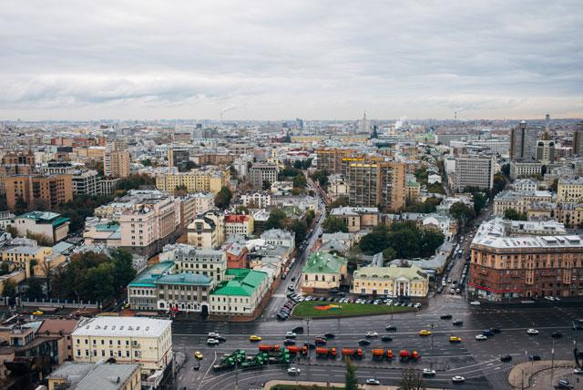 A végleláthatatlan Moszkva