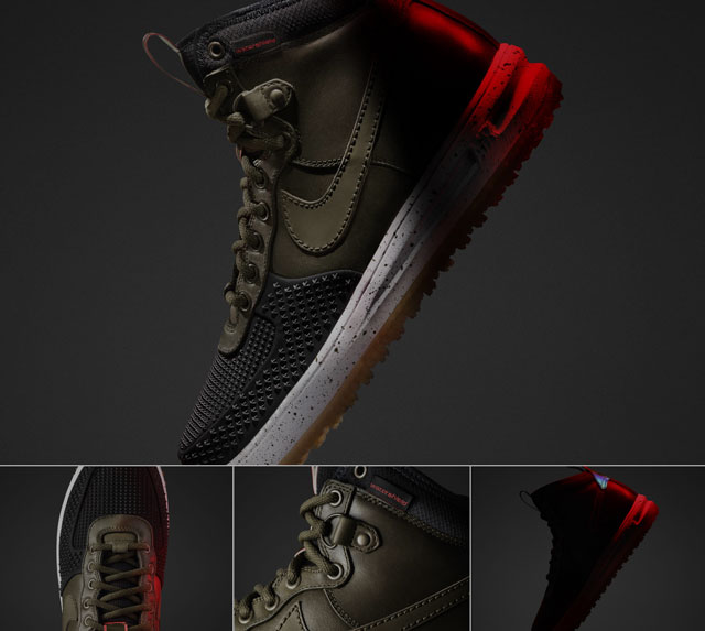 '15 téli Nike Sneakerboot kollekció: Lunar Force 1 Duckboot