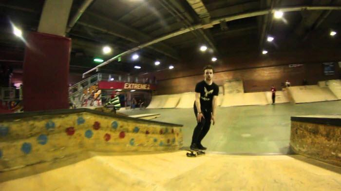 Adrenaline Skatepark Moszkva