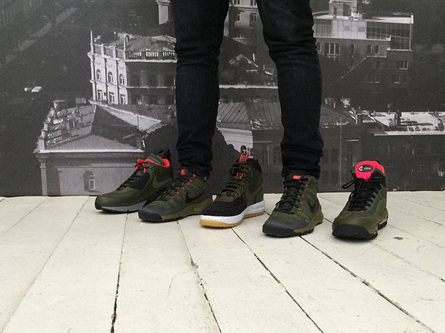 Sneakerboot bemutató Moszkvában