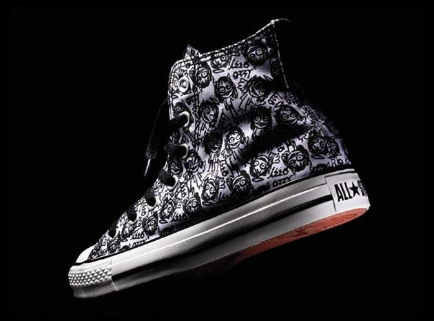 Ozzy Osbourne Converse