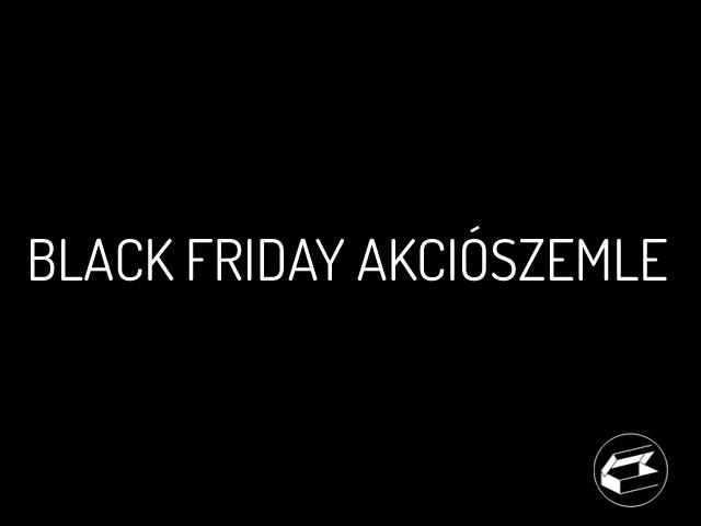 2015. november 27. Black Friday akciószemle: hazai üzletek cipő és ruha kedvezményei