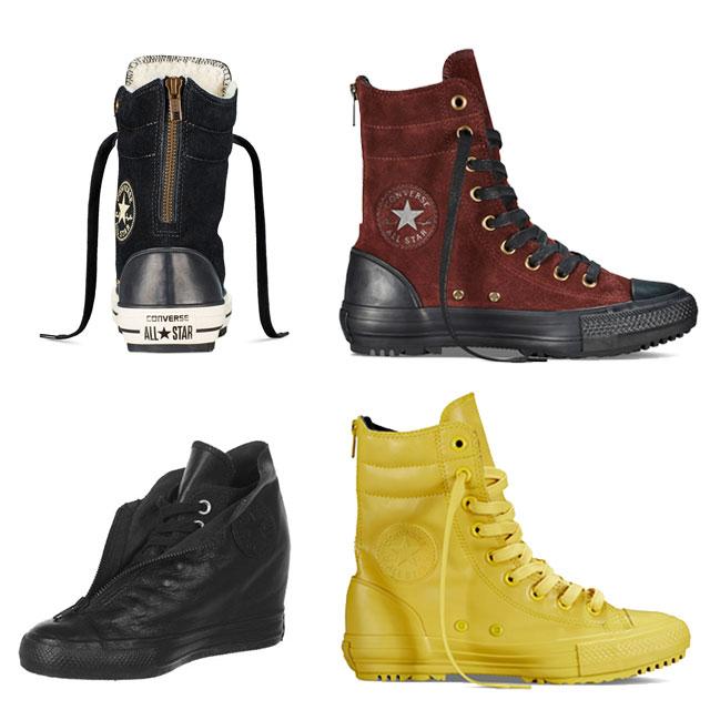 Converse 2015 őszi-téli cipőszemle csajoknak