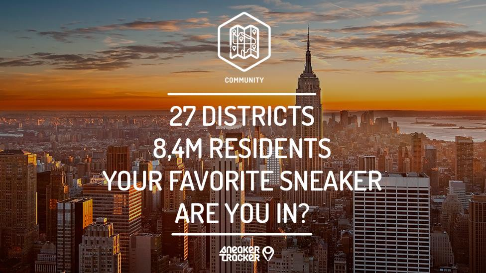 New York sneakerheadjei egyesüljetek