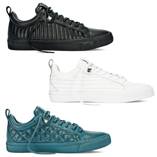 Converse Fulton cipők Magyarországon is 34 990 Ft-ért, (fekete, fehér és kyanite kék színben)