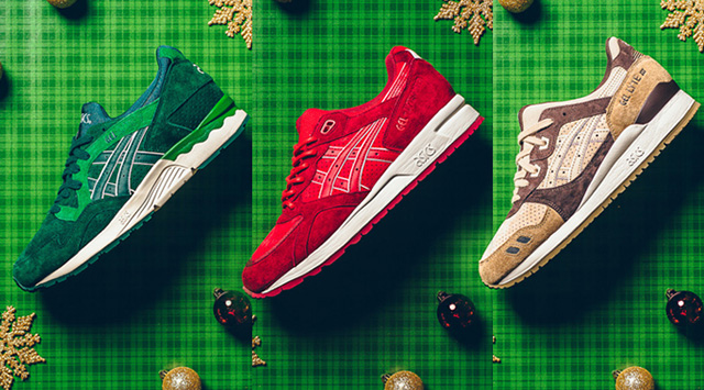 Asics Holiday Pack 2015