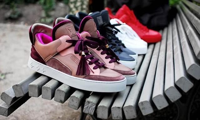 Kanye West x Louis Vuitton