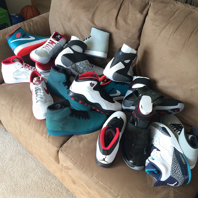 Air Jordan megjelenések