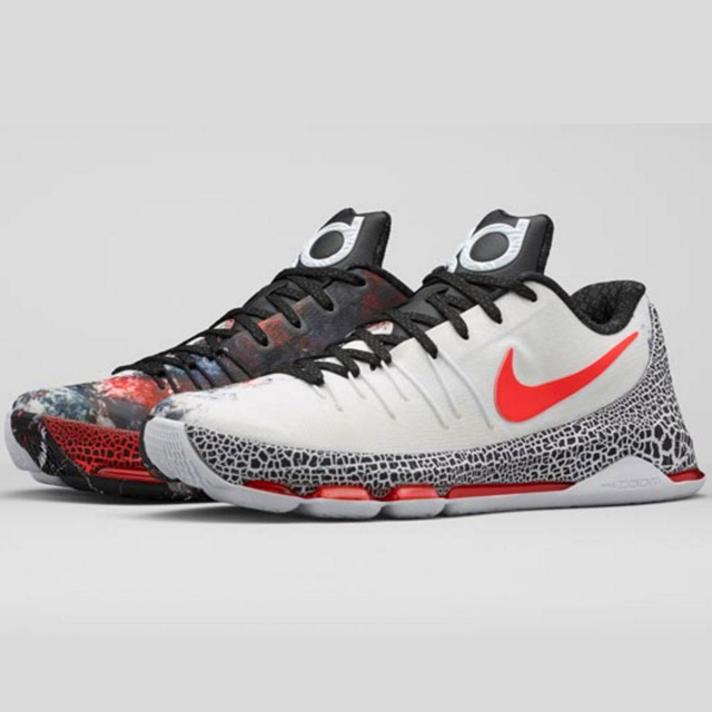 Nike KD 8 Christmas