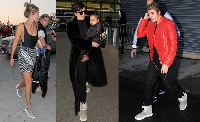Gigi Hadid, Kris Jenner és Justin Bieber is beálltak a sorba