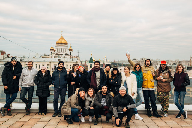 Moszkvai CoolTúra harmadik, befejező rész