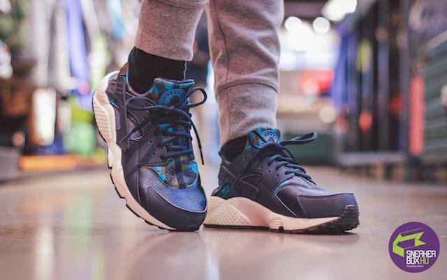 Nike Air Huarache Run Print