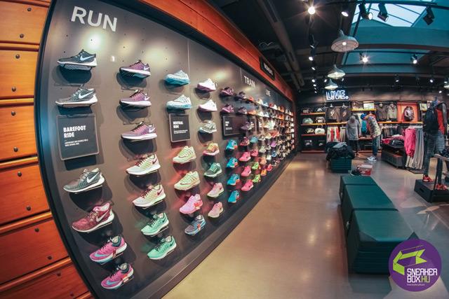 Nike Fashion Street Store Check női szemmel