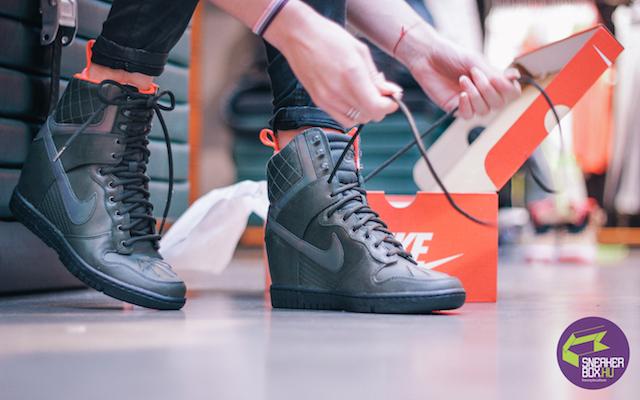 Nike W Dunk Sky Hi 2 Sneakerboot