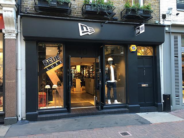 StoreCheck @ London: New Era Carnaby Street