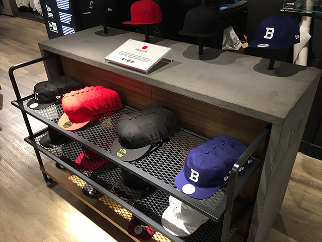 StoreCheck @ London: Japan Collection @ New Era Carnaby Street